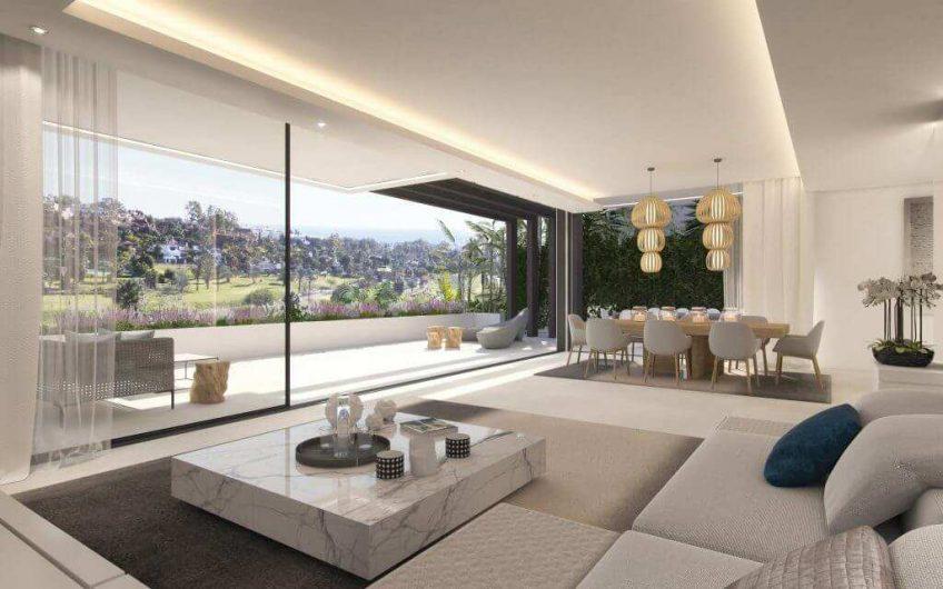 Villa de lujo de diseño escandinavo. 4 habitaciones / 4 baños